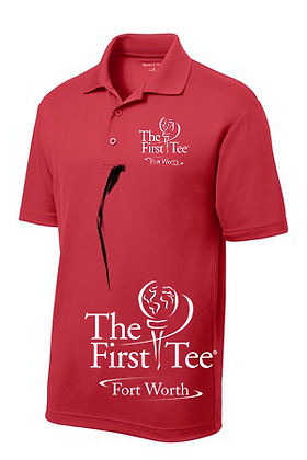 The First Tee Standard Polo (Youth Only)