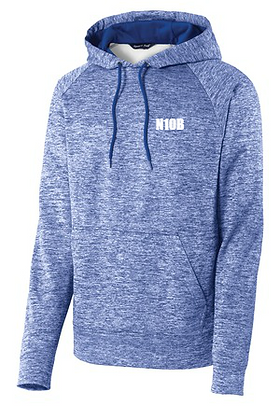 Electric Hoodie Pullover