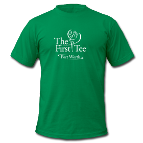 The First Tee Cotton Shirt (Unisex)