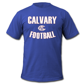 Calvary Christian Football 2018