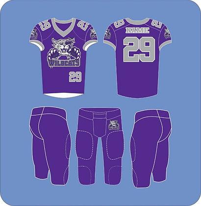 Custom Sublimated Uniforms Set