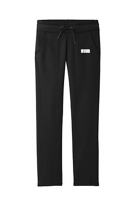 Ladies Team Fleece Travel Pants