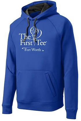 The First Tee Fleece Hoodie (Men Only)