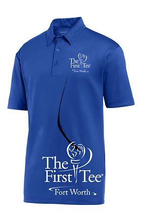 The First Tee Embossed Polo (Men Only)