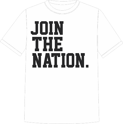Join The Nation Tee