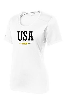 Ladies USA shirt