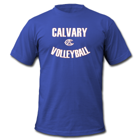 Calvary Christian Volleyball 2018