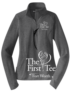 The First Tee 1/2 Zip (Women Only)