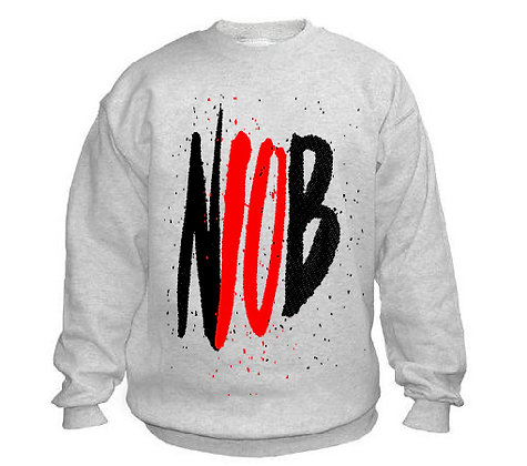 N10B Graphic Sweater