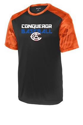Conqueror Baseball Camo
