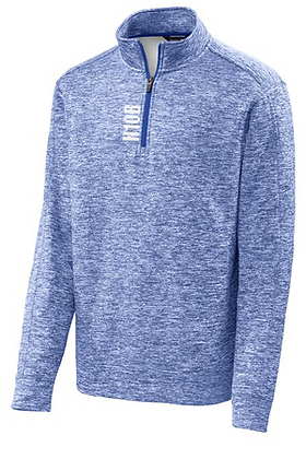 1/2 Zip Electric Pullover