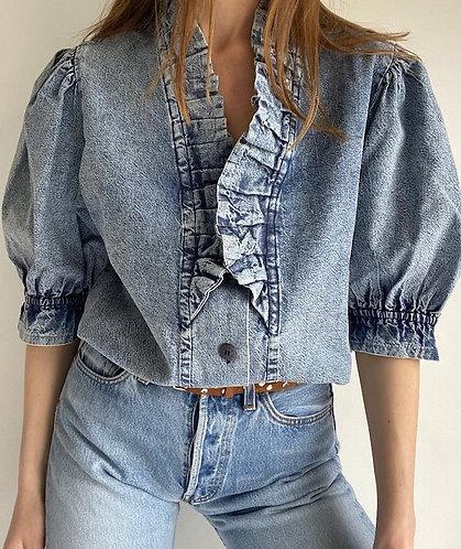 Top en jean
