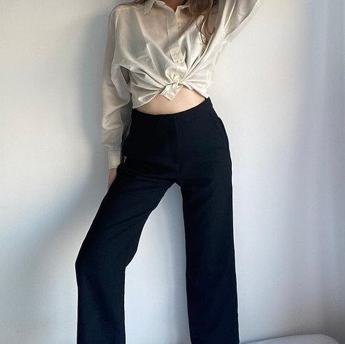 Pantalon noir Cacharel