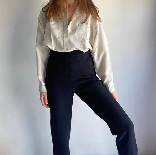 Pantalon noir Chanel