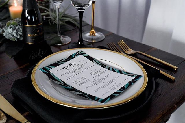 Another beautiful tablescape brought to