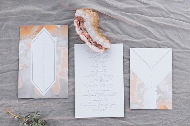Painted Hills Boho Wedding _ Letters & D