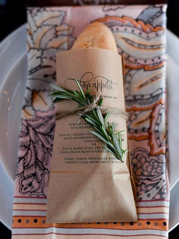Love this idea for summer weddings! The