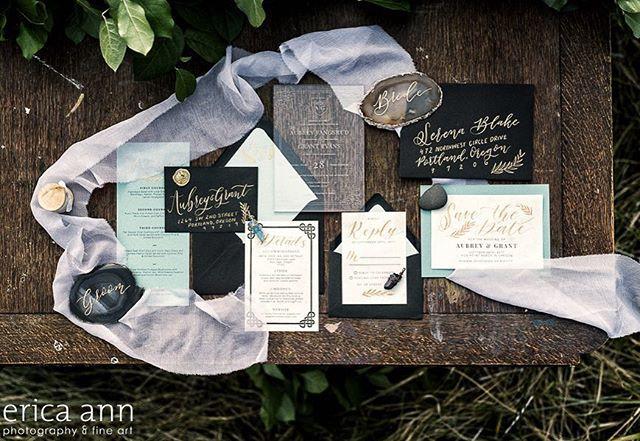 Nordic viking beach wedding invitation s