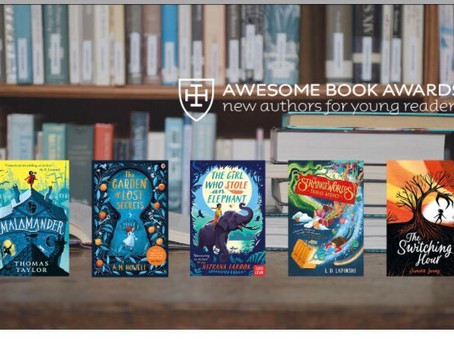 The Strangeworlds Travel Agency shortlisted for the Cranleigh Awesome Book Awards 2021