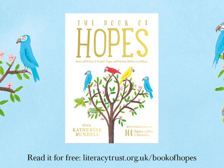 The Book of Hopes from Literacy Trust