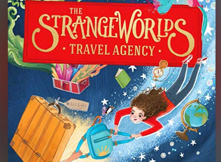 The Strangeworlds Travel Agency to be published in Romanian