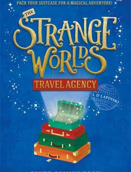 The Strangeworlds Travel Agency coming to Australia and New Zealand