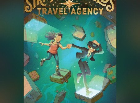 Strangeworlds Travel Agency is coming to the USA and Canada!