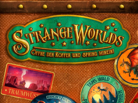 The Strangeworlds Travel Agency to be published in Germany