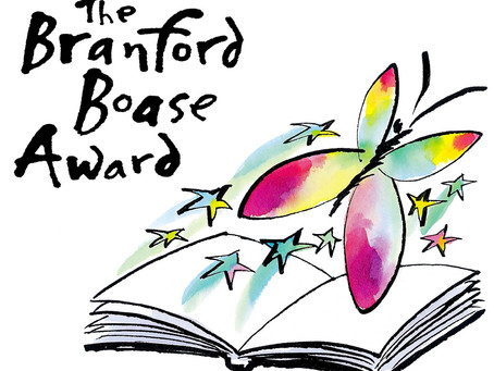 The Strangeworlds Travel Agency longlisted for the Branford Boase Award 2021