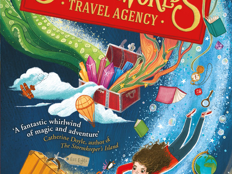 The Strangeworlds Travel Agency to be published in Ukraine