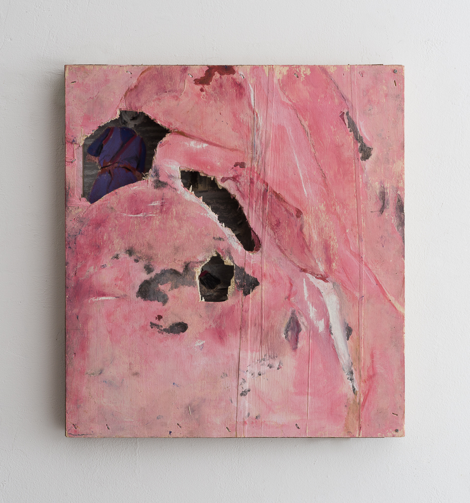 Wound - 2010 - mixed media - 29X32cm