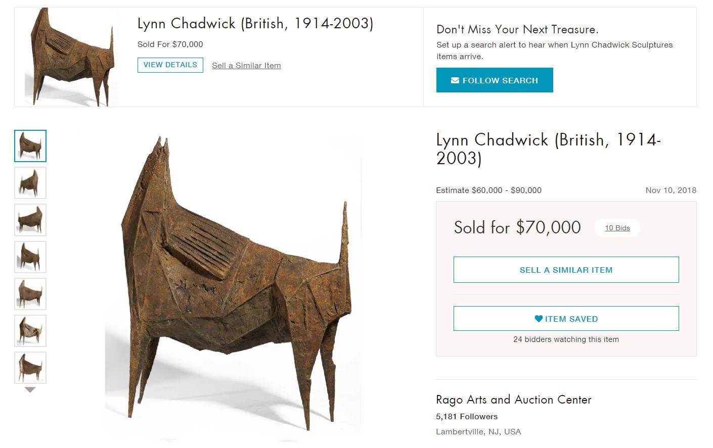 Chadwick Beast