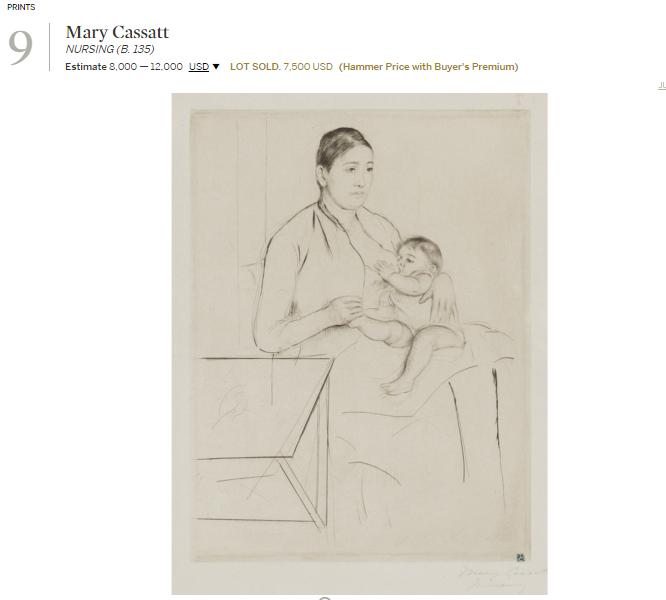 Cassatt- Sotheby's- 10'29'10