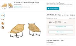 Risley Chairs