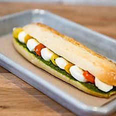 Mini Caprese Sandwich