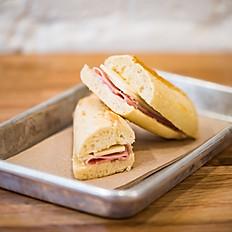 Mini Parisian Sandwich