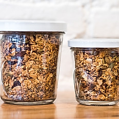Jar of Granola