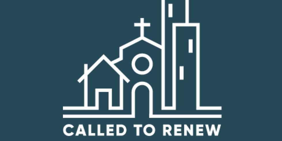 Called to Renew   Llamados a Renovar
