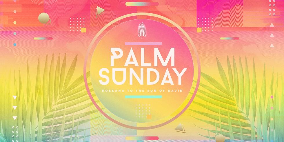 Palm Sunday | Domingo de Ramos