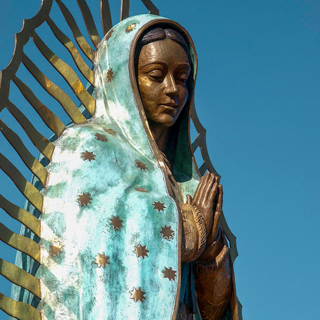 Our Lady of Guadalupe, Comforter of the Afflicted