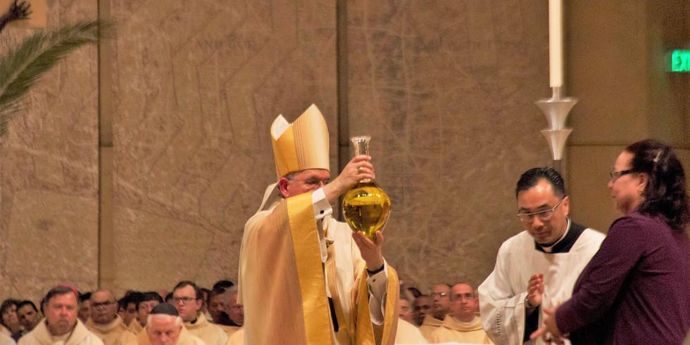 Chrism Mass | Misa Crismal