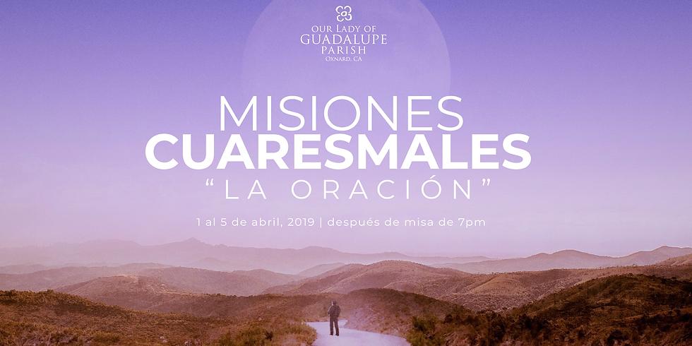 Misiones Cuaresmales