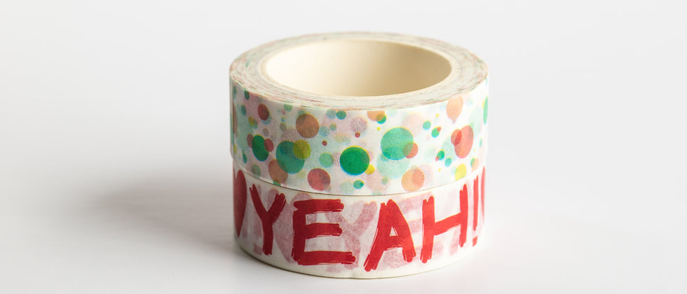 DOUBLE WASHI - DOTTED_DREAM & YEAH