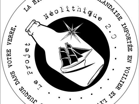 LE PROJET NÉOLITHIQUE, DES BIÈRES ARTISANALES IMPORTÉES EN VOILIER : UN BILAN CARBONE LÉGER