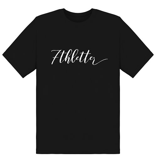 Boy's & Girl's 7th Letter T-shirt