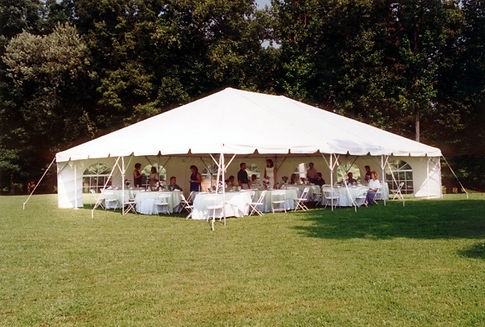 NJ Party Rentals - Tents