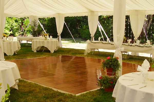 NJ Party Rentals - Dance Floors