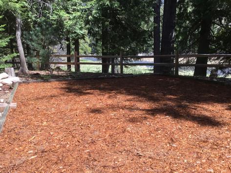Cedar Grove Tent Pad