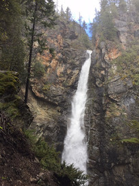 A view of nearby Copper Falls!