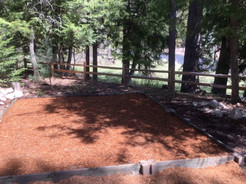 Cedar Grove Tent Pad - another river view